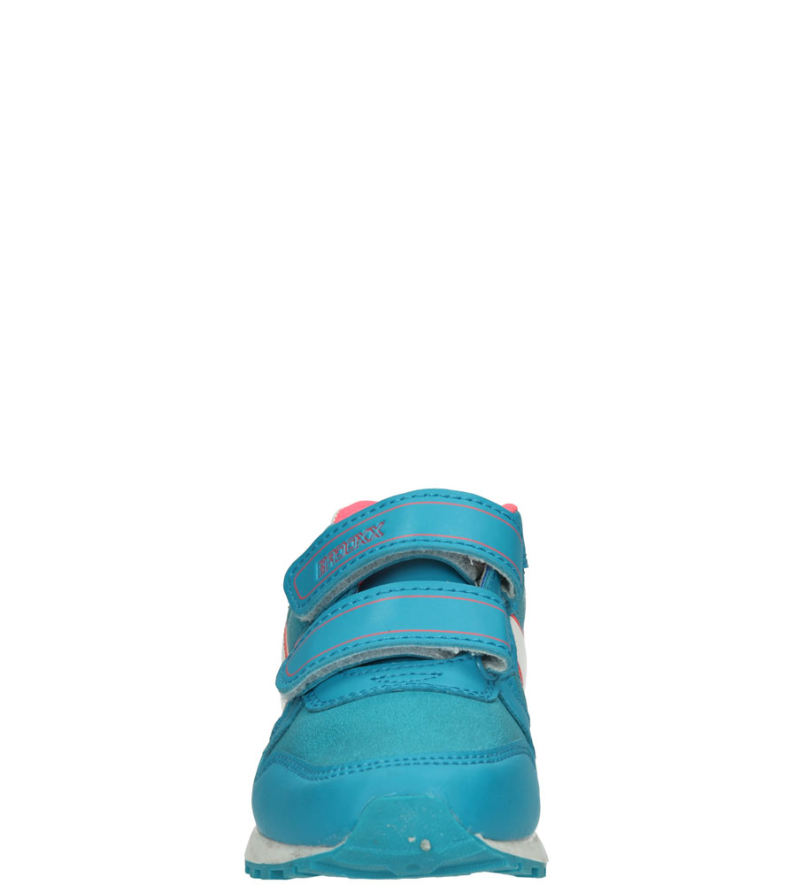 Dziecięce SPORTOWE 3XC7049 niebieski;pomarańczowy;