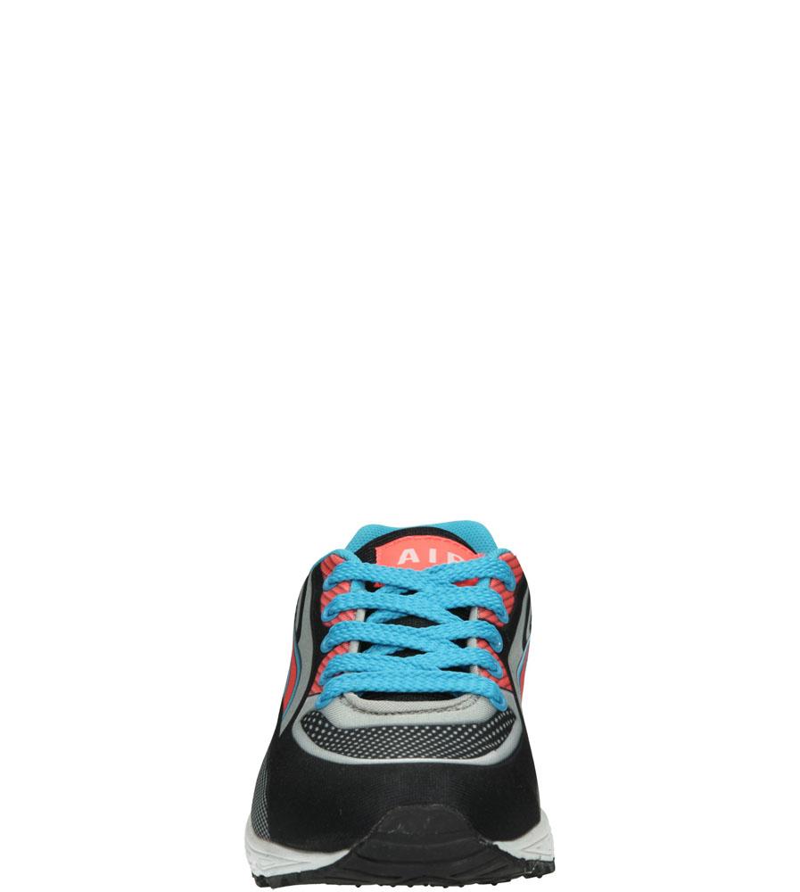 Dziecięce SPORTOWE 5XC7054 czarny;niebieski;