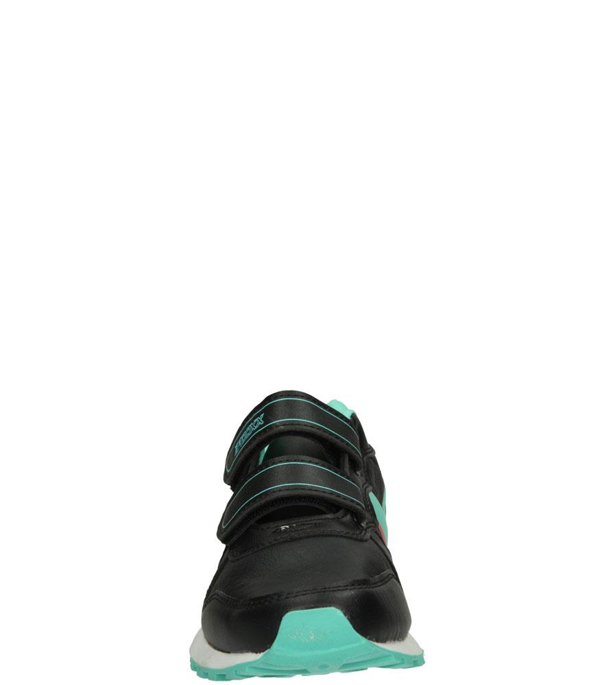 Dziecięce SPORTOWE 5XC7052 czarny;zielony;