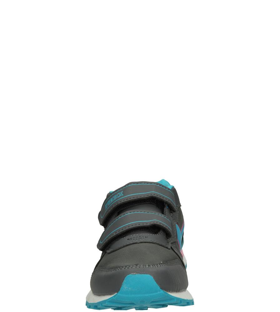 Dziecięce SPORTOWE 5XC7052 szary;niebieski;