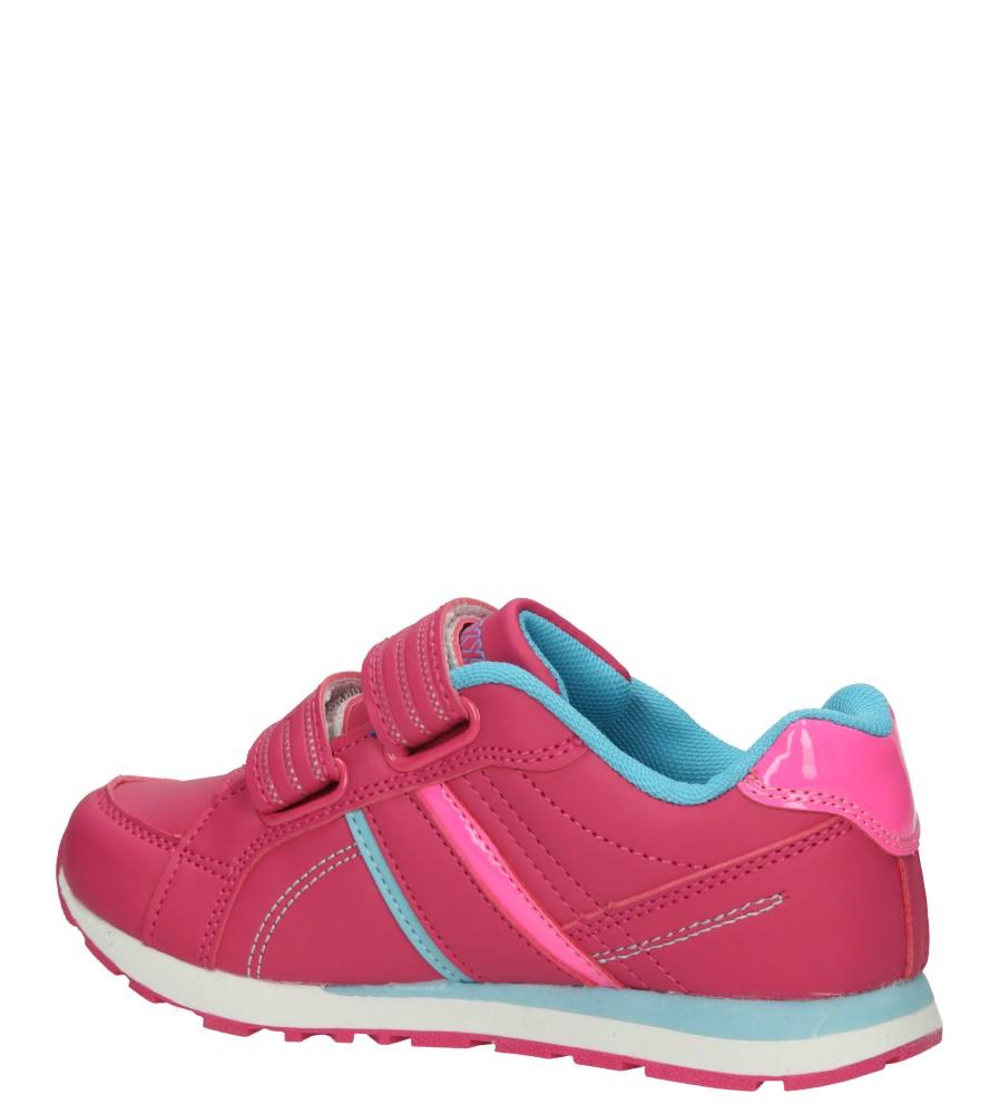 Dziecięce SPORTOWE 1XC6854 różowy;niebieski;