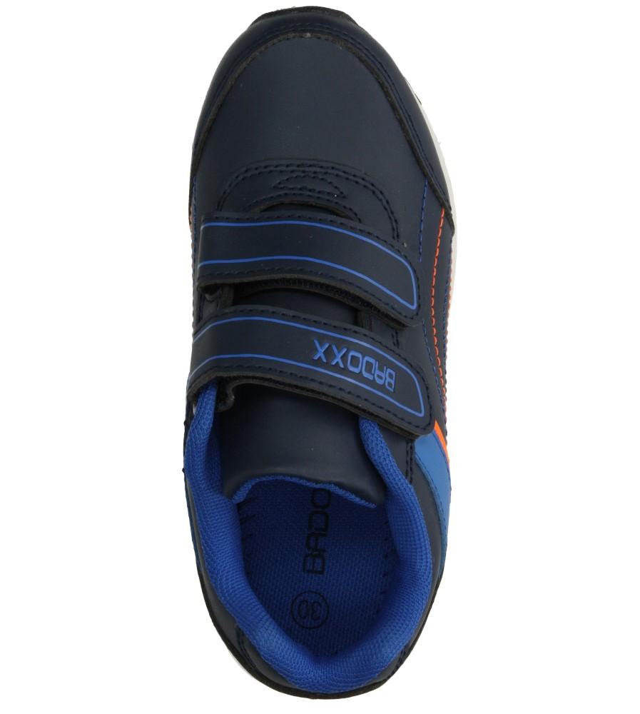 Dziecięce SPORTOWE 3XC6856 niebieski;niebieski;
