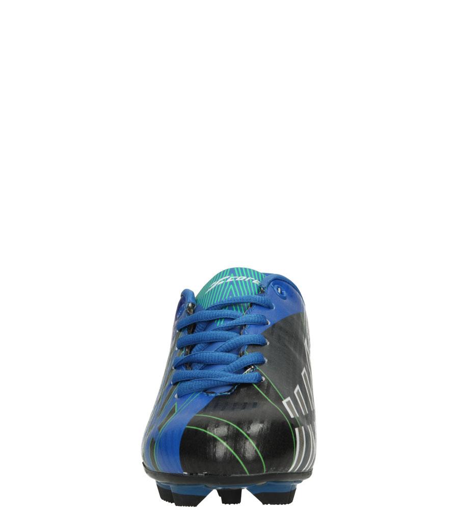 Dziecięce SPORTOWE 5FB1395 czarny;niebieski;