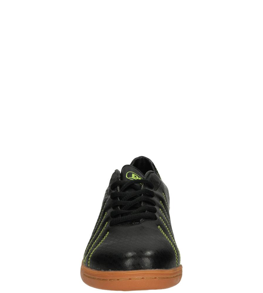 Męskie SPORTOWE DK YS-5324 czarny;zielony;