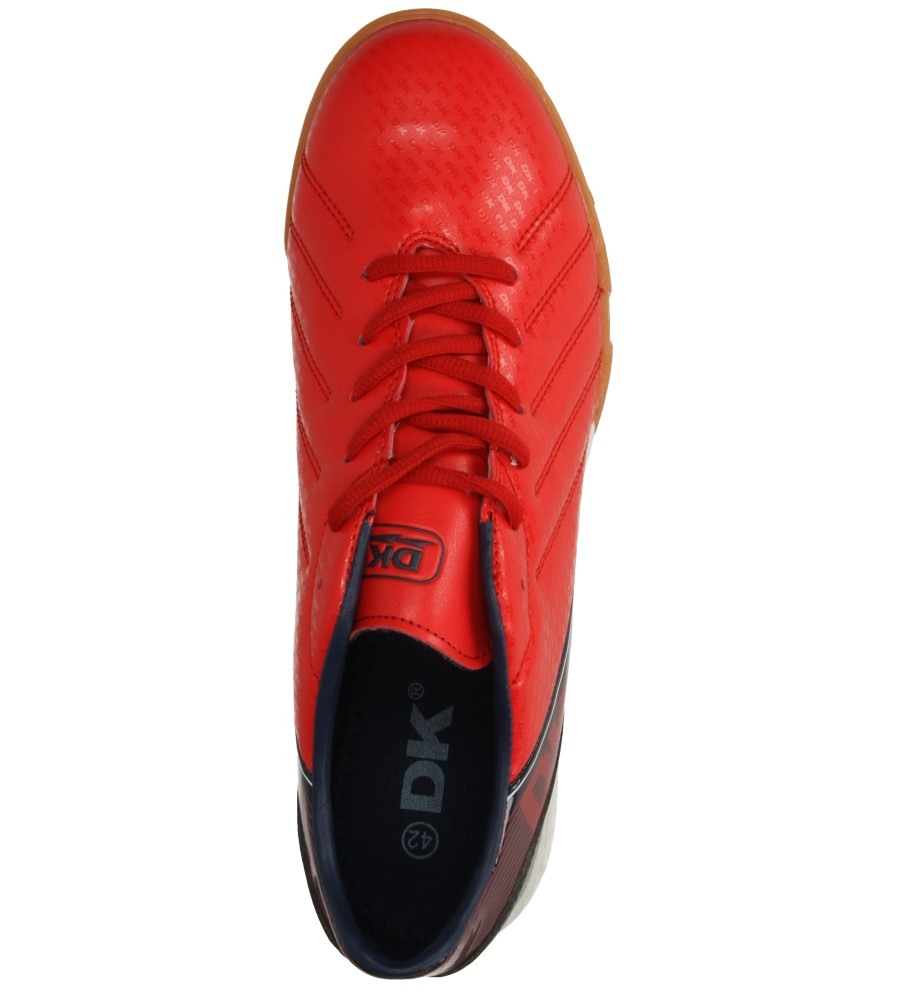 Męskie SPORTOWE DK YS-5324 czerwony;niebieski;