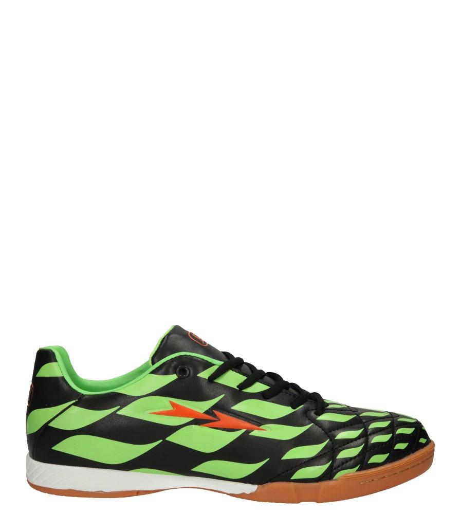 Męskie SPORTOWE DK YS-5411 czarny;zielony;pomarańczowy
