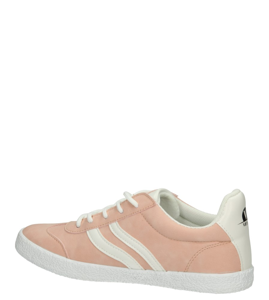 SPORTOWE CASU VICES KA5 kolor jasny różowy
