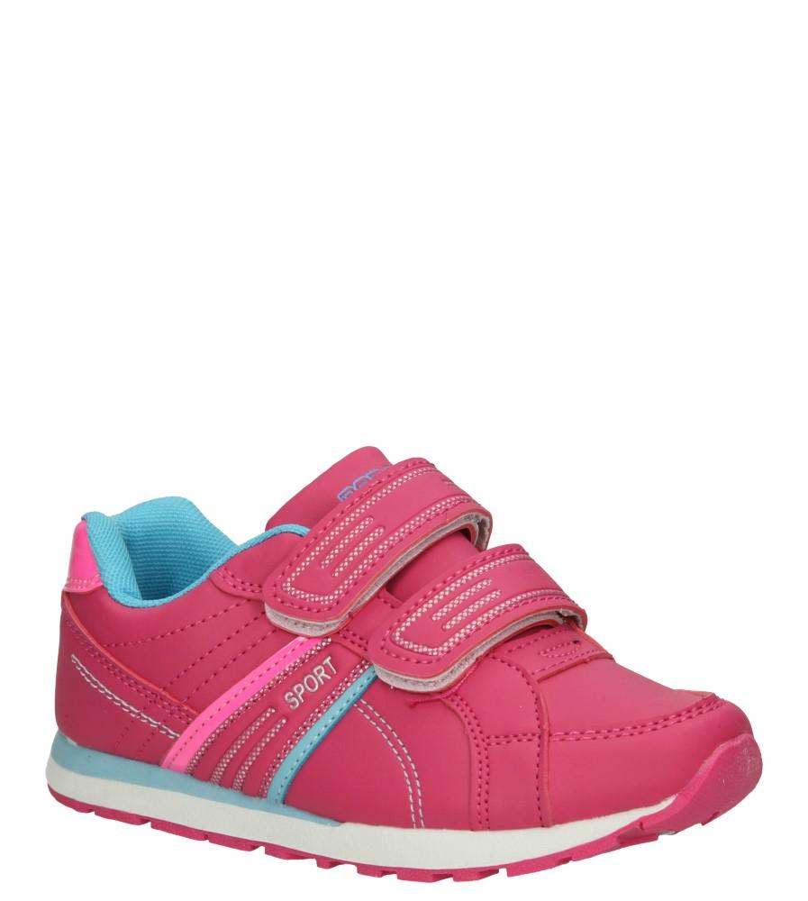 Dziecięce SPORTOWE 3XC6854 różowy;;