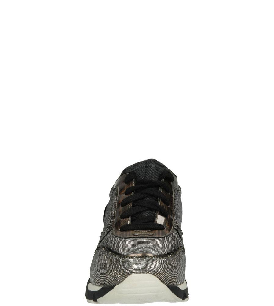 Damskie SPORTOWE BULLBOXER 768F5T014 srebrny;;