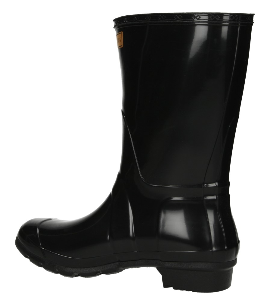 Damskie KALOSZE HISPANITAS HI52266 czarny;;