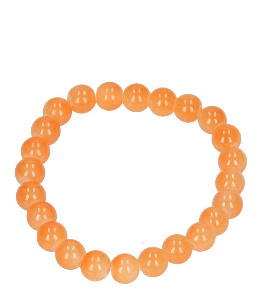 Damskie BRANSOLETA 669118 pomarańczowy;;