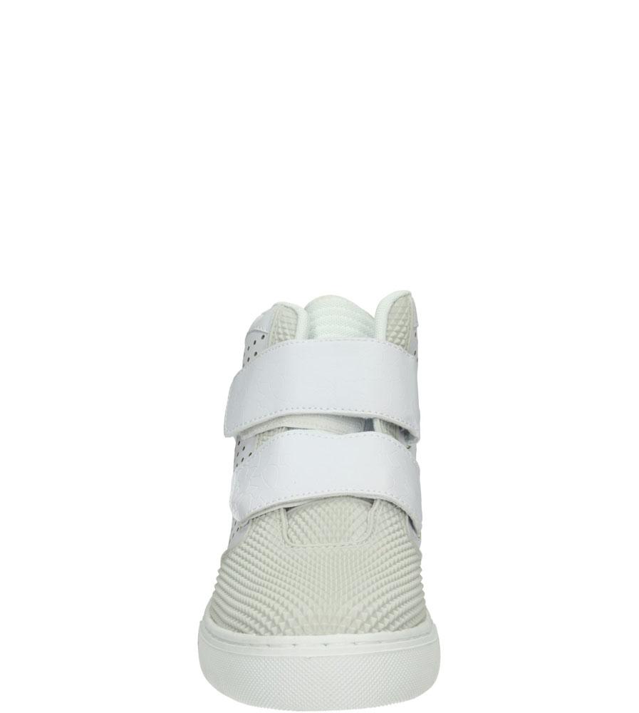Męskie SPORTOWE CASU C2007 biały;szary;