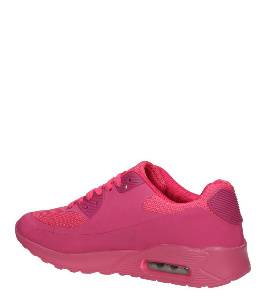 SPORTOWE CASU R-49 kolor różowy