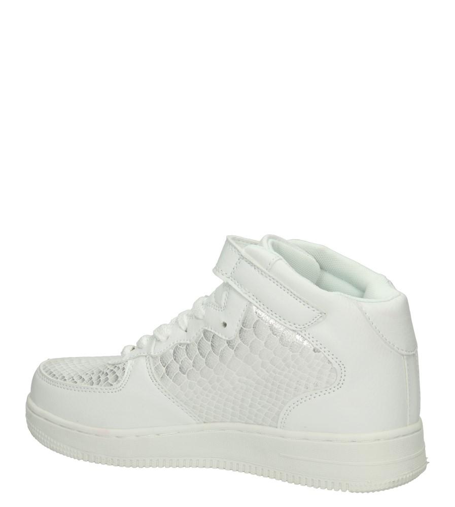 SPORTOWE CASU R-37 kolor biały
