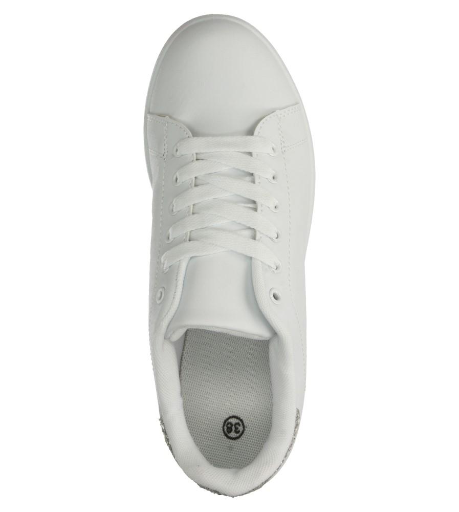 Damskie SPORTOWE CASU BK-20 biały;;