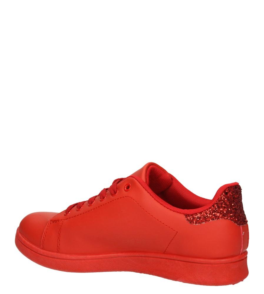 Damskie SPORTOWE CASU BK-20 czerwony;;