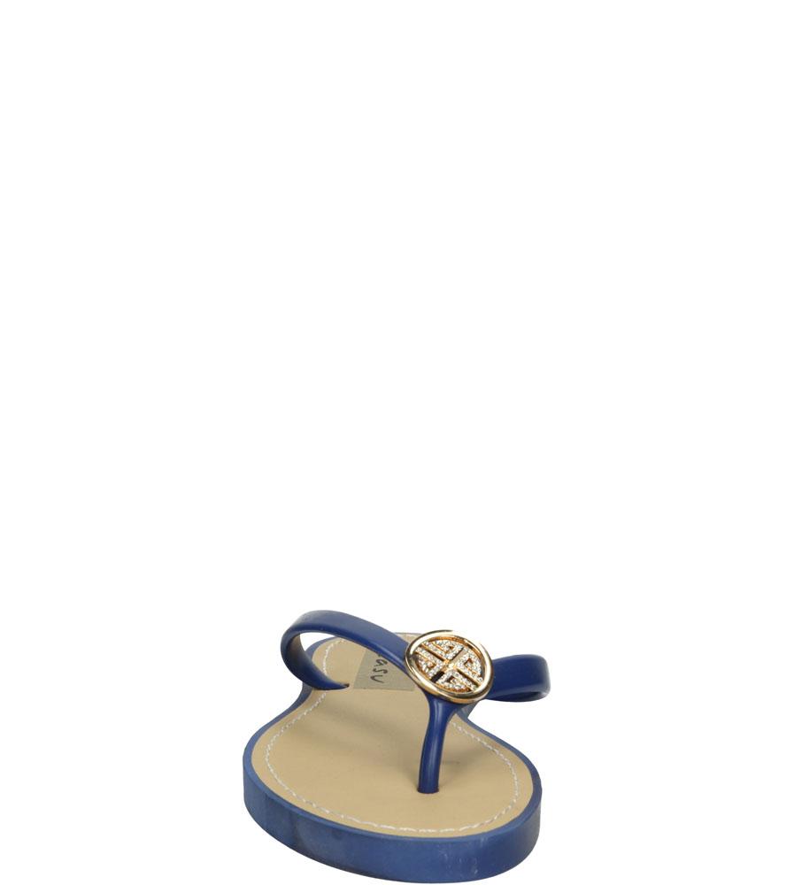 Damskie JAPONKI CASU FC02 niebieski;;