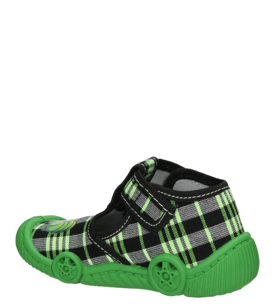 KAPCIE VI-GGA-MI JĘDRUŚ kolor zielony