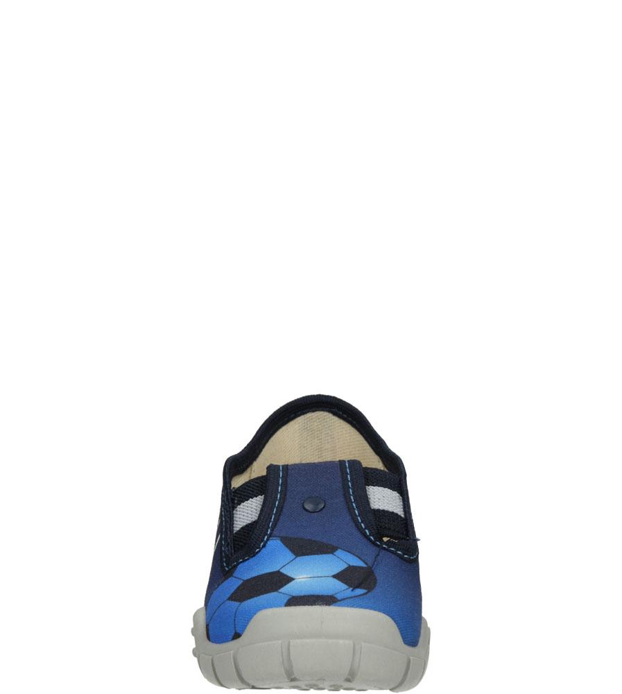 Dziecięce KAPCIE VI-GGA-MI LEO niebieski;;