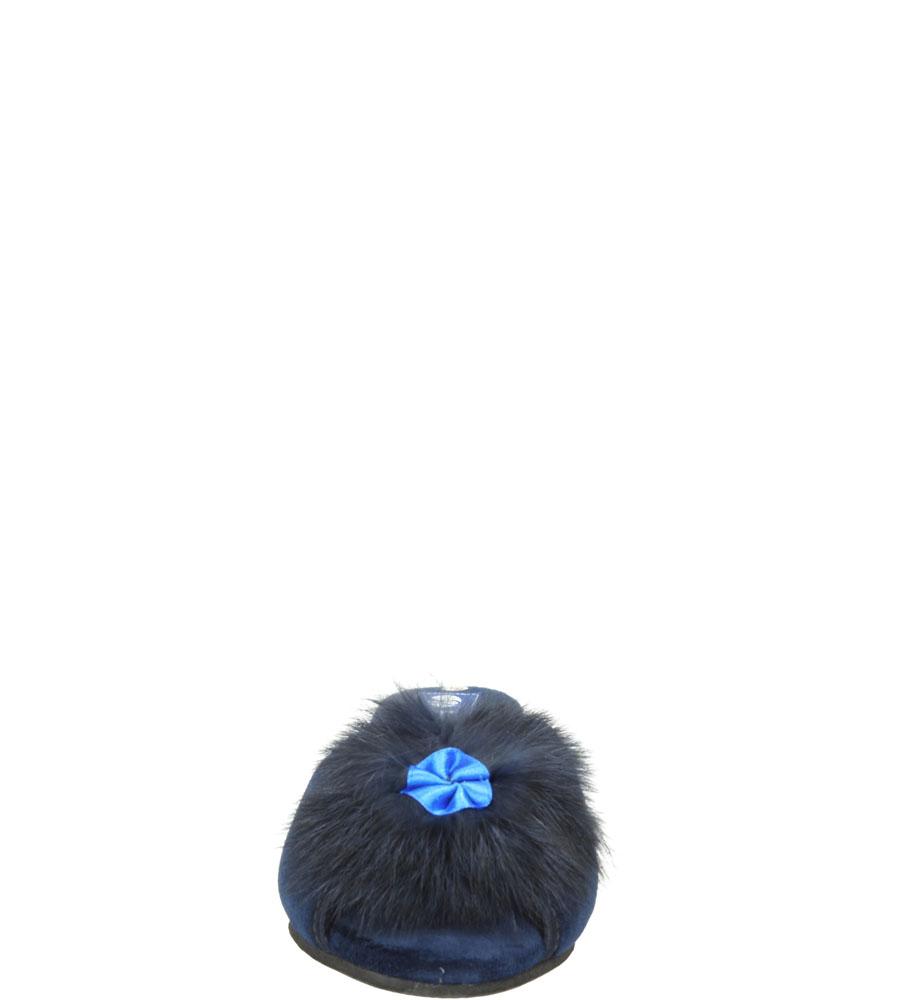 Damskie KAPCIE INBLU RR000004 niebieski;;