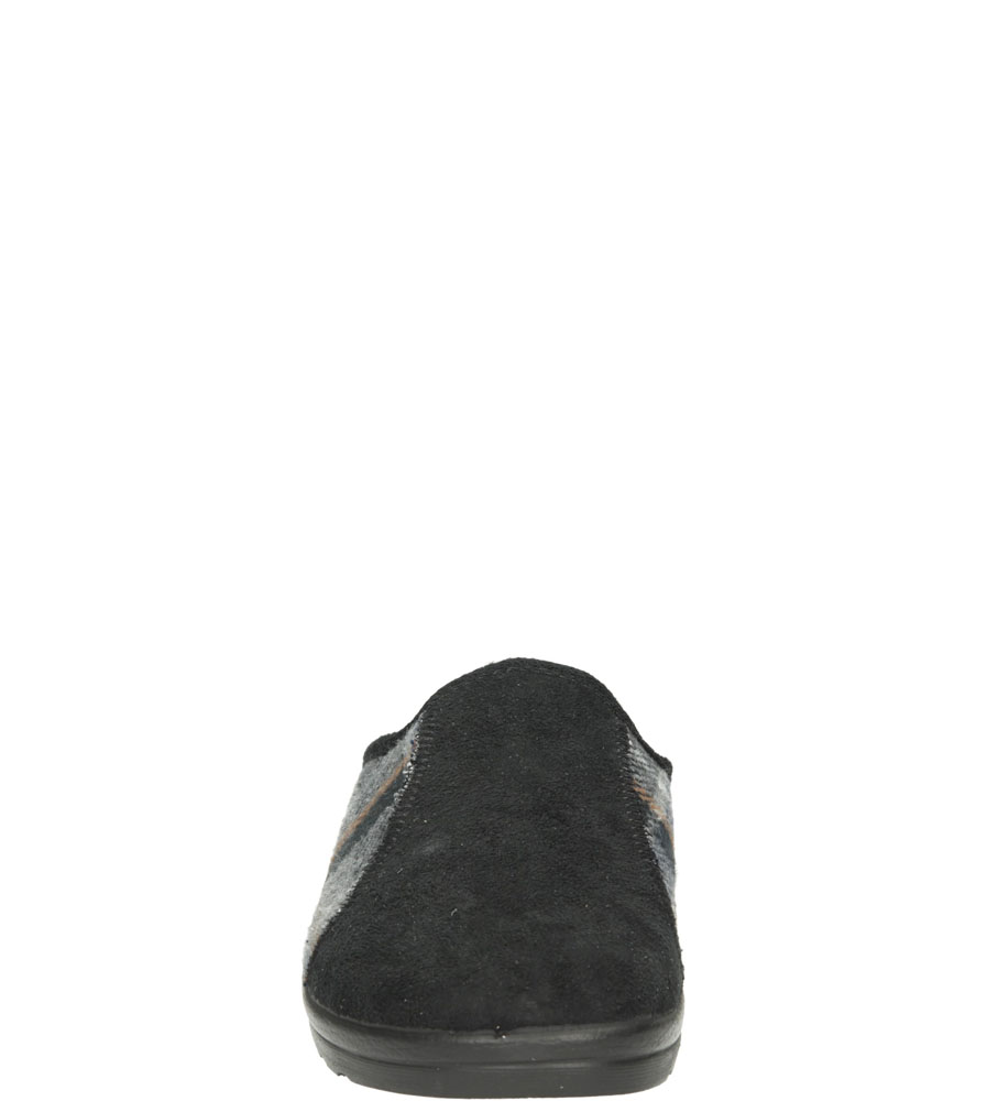 Męskie KAPCIE INBLU MO000013 czarny;;
