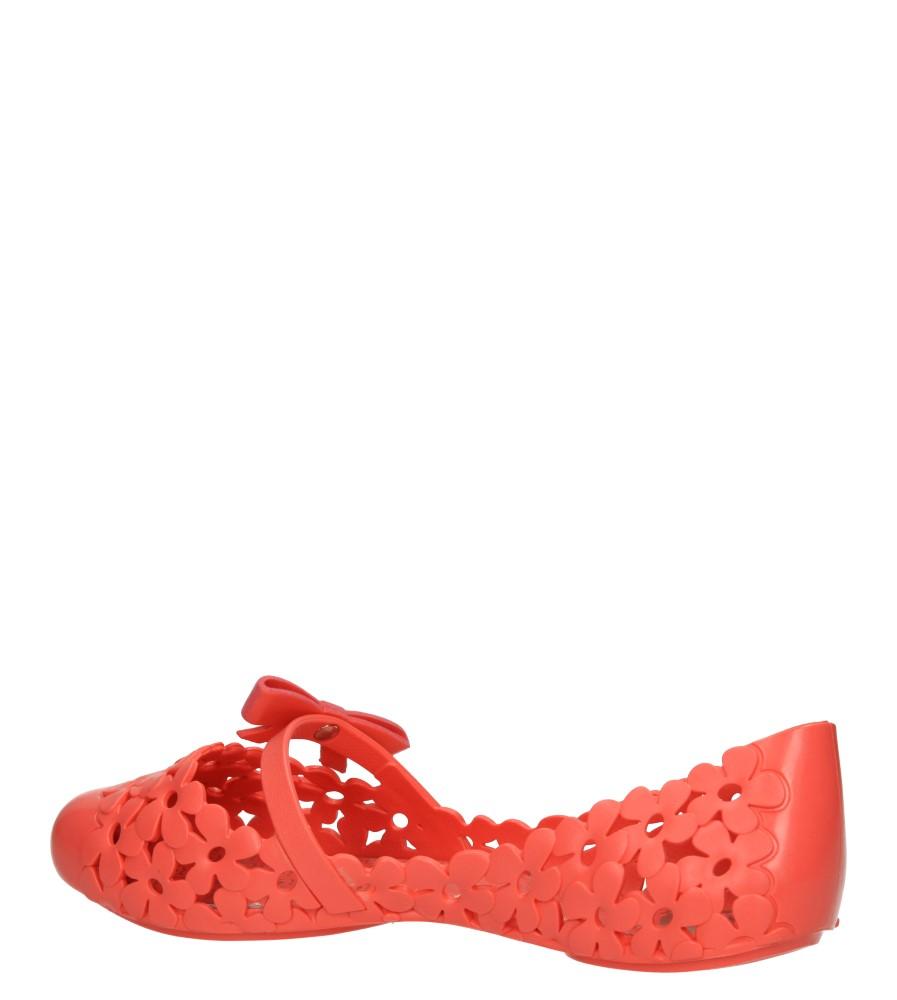 MELISKI ZAXY 81609 GARDEN FEM kolor koralowy