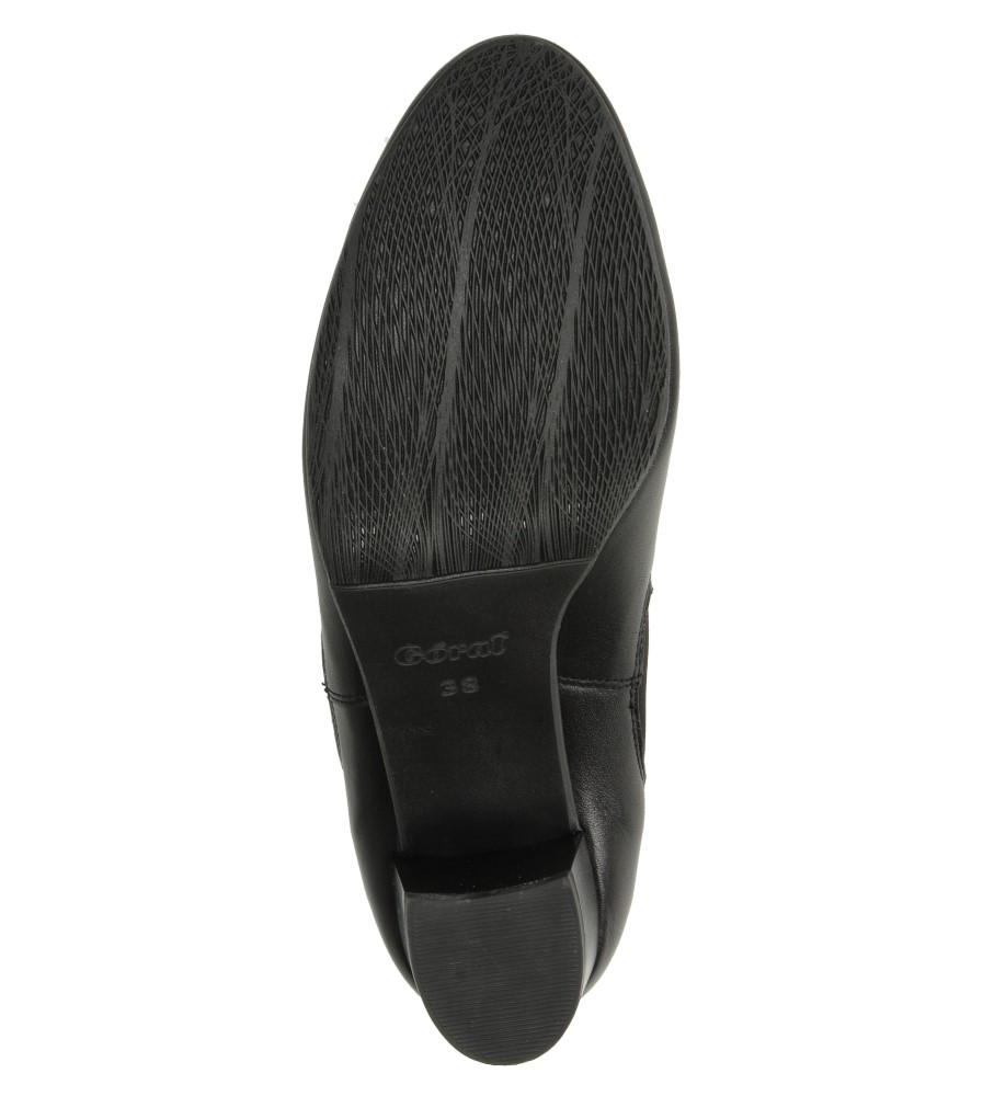 PÓŁBUTY GÓRAL 560/KOL wys_calkowita_buta 12 cm
