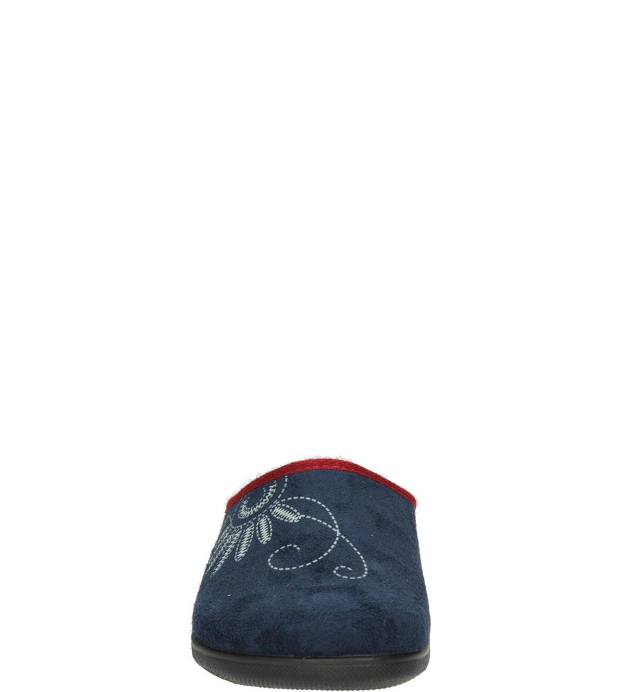 Damskie KAPCIE INBLU BQ000108 niebieski;;