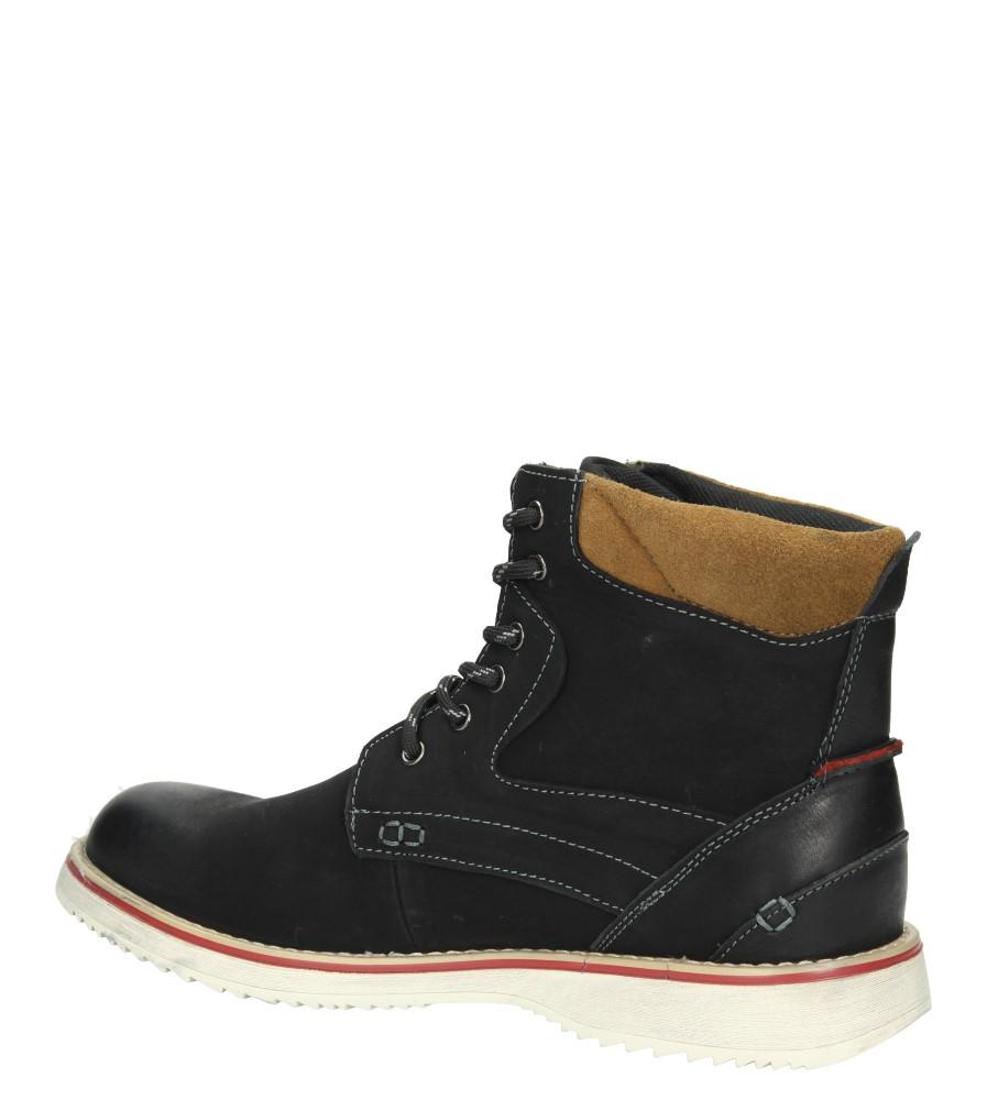 TRZEWIKI AMERICAN SB4581-2 kolor czarny