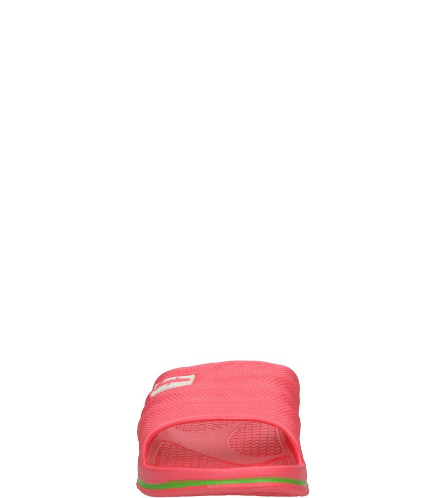 Damskie KLAPKI CASU SH15L002 czerwony;;