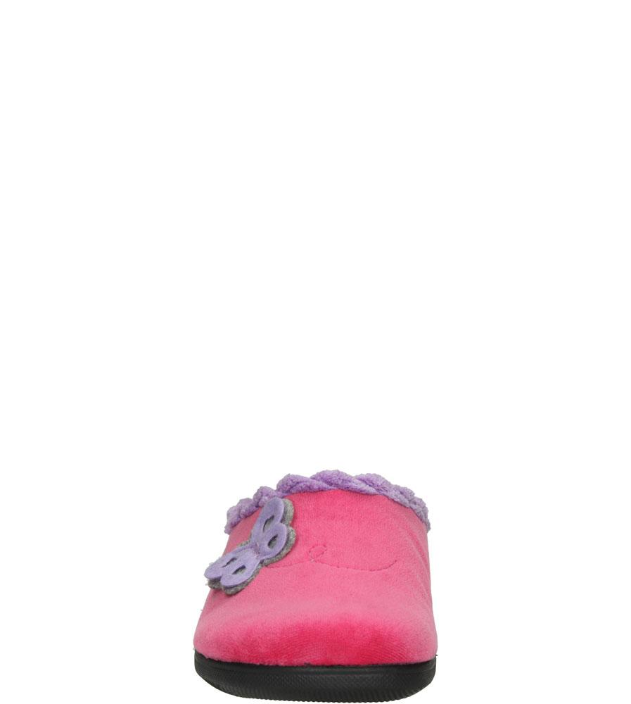 Damskie KAPCIE INBLU BQ000103 różowy;;