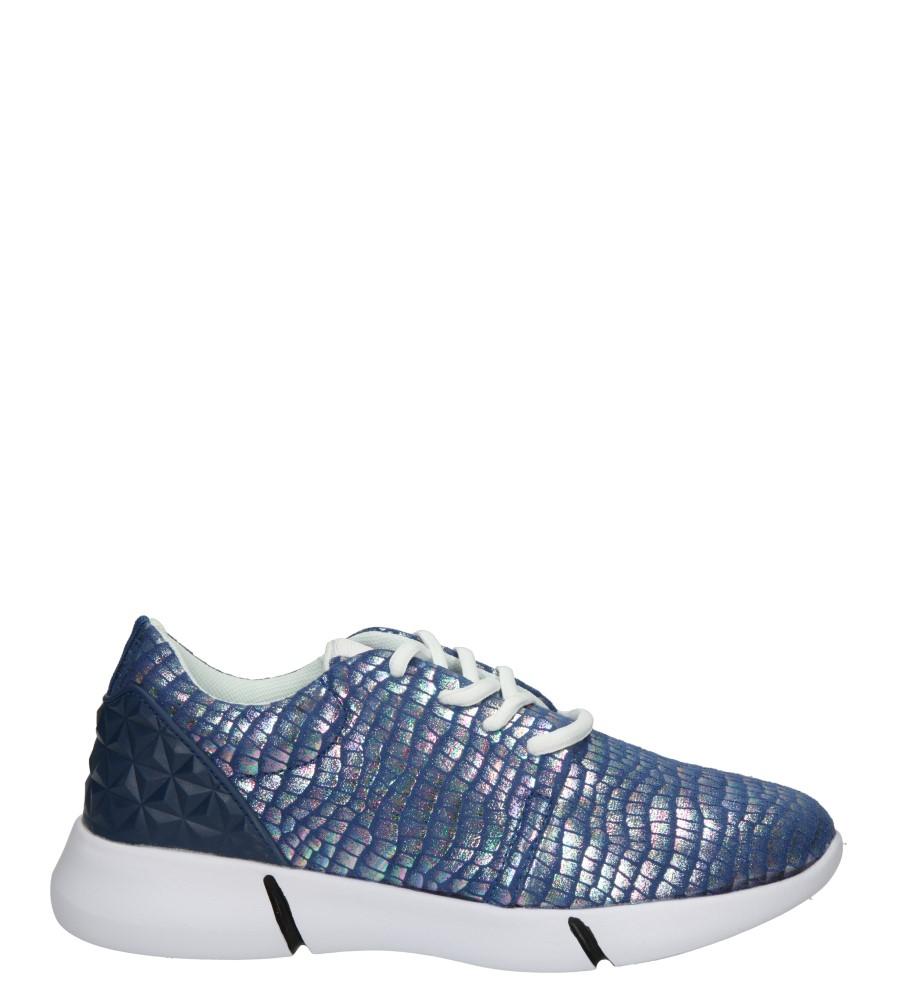 Damskie SPORTOWE CASU L43506 niebieski;;