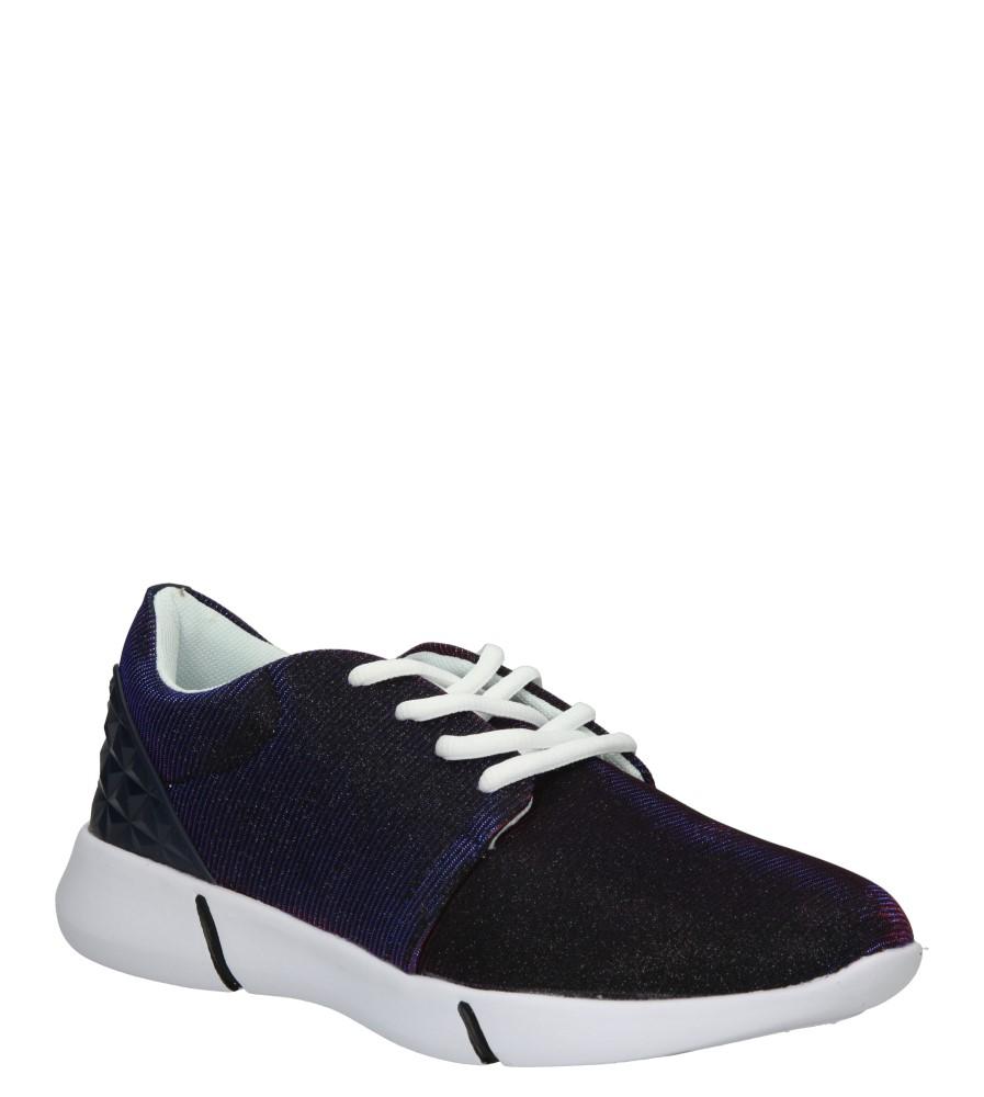 Damskie SPORTOWE CASU L43505 niebieski;;