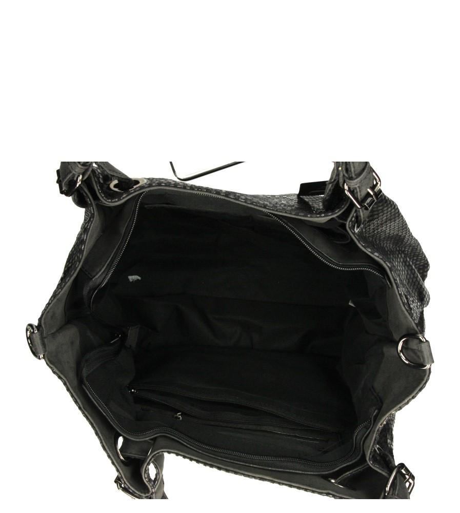 Damskie TOREBKA R17 czarny;;