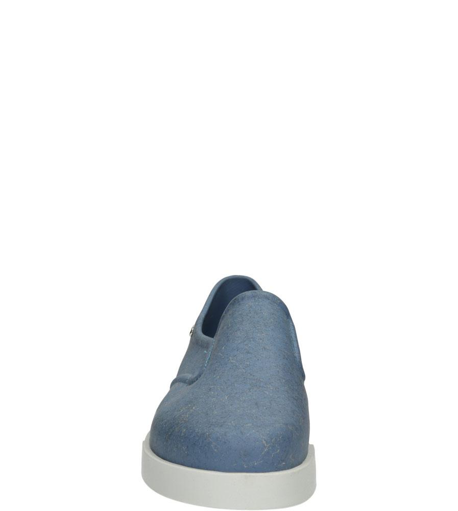 Damskie MELISKI MEL BY MELISSA 32152 niebieski;;