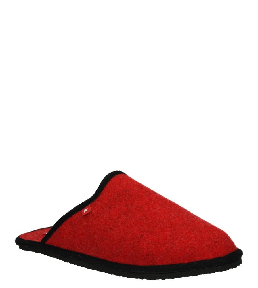 Damskie KAPCIE BIG STAR S-61 czerwony;;