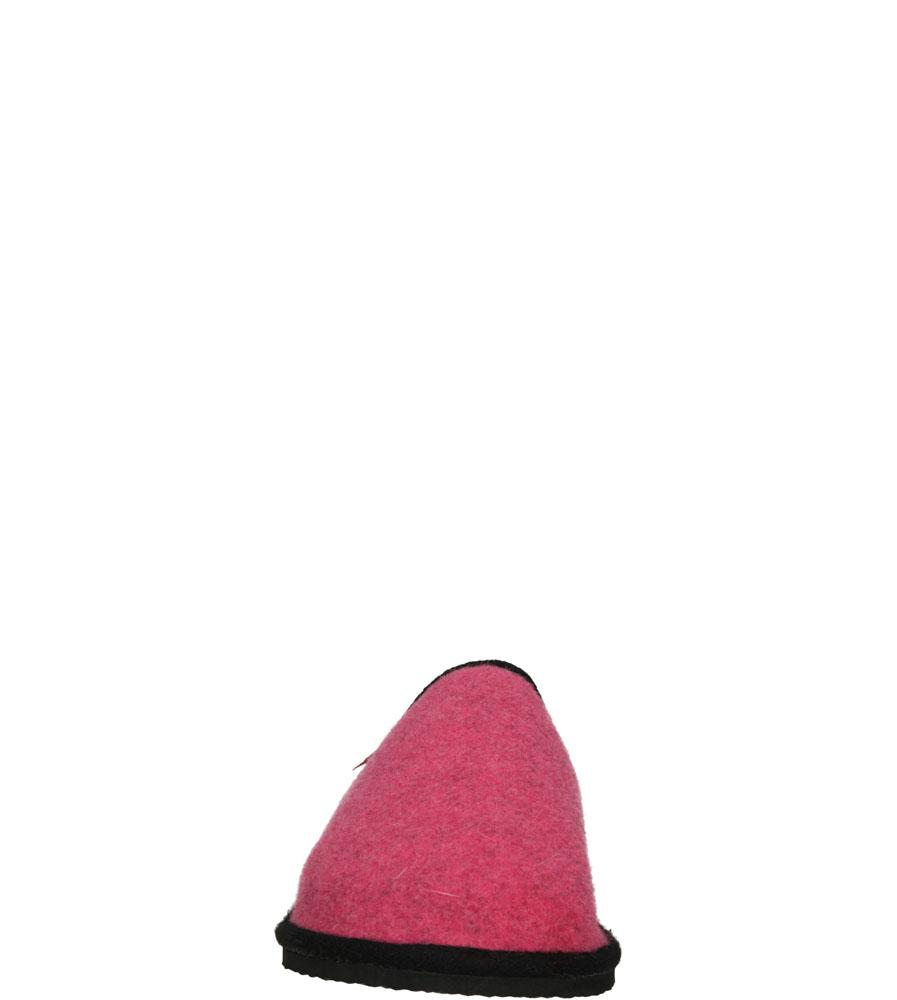Damskie KAPCIE BIG STAR S-61 różowy;;