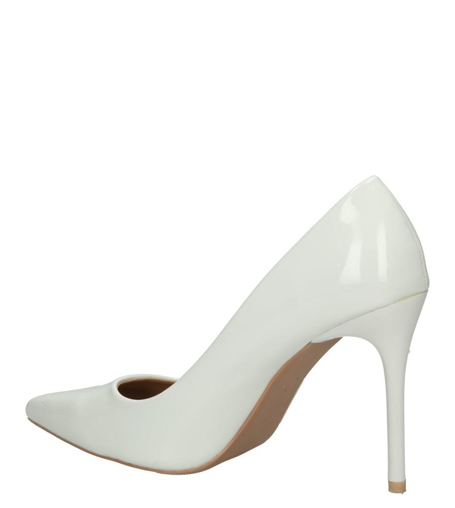 SZPILKI CASU J5764-1 kolor biały