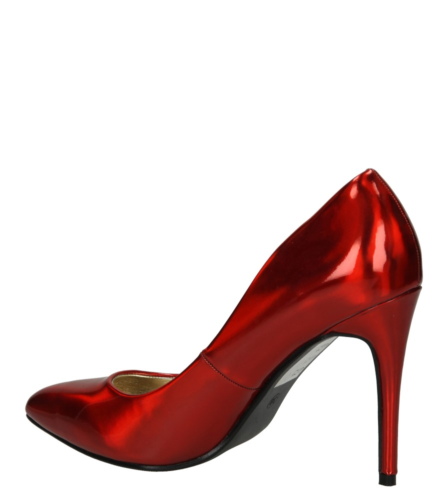 SZPILKI CASU MM03P kolor czerwony