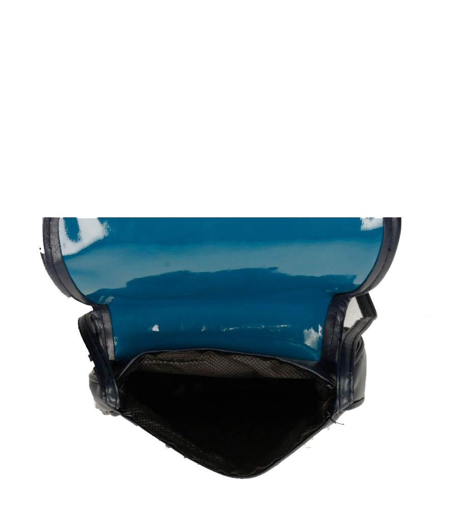 Damskie TOREBKA T-111 niebieski;;
