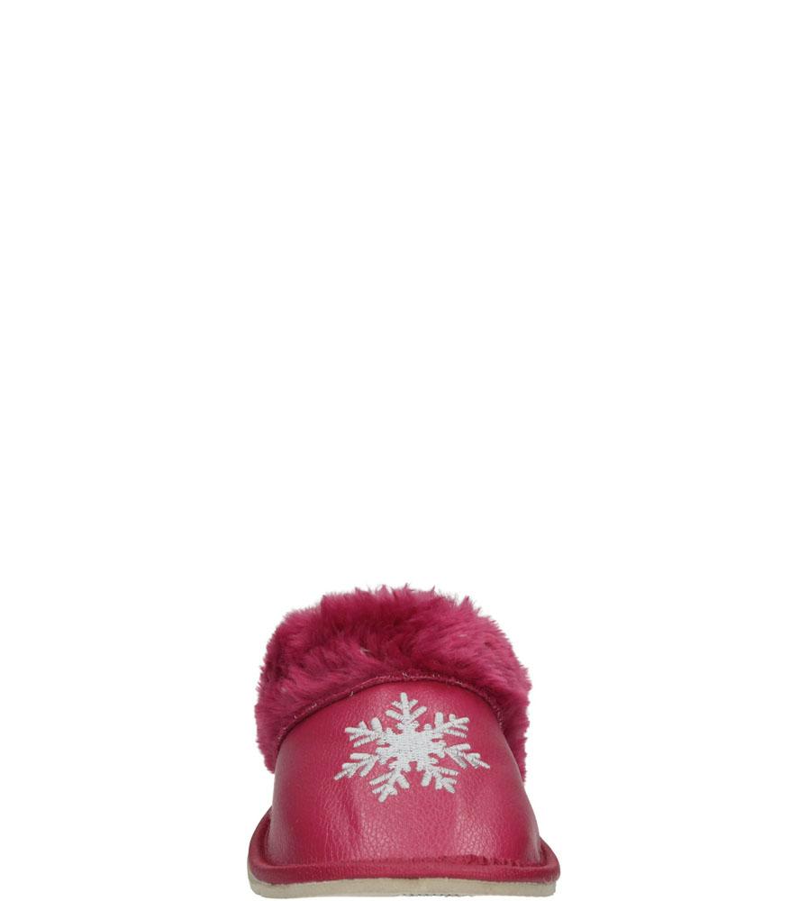 Damskie KAPCIE CASU S-26/D różowy;;