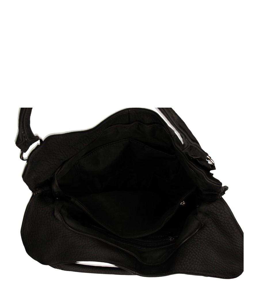 Damskie TOREBKA R06 czarny;;