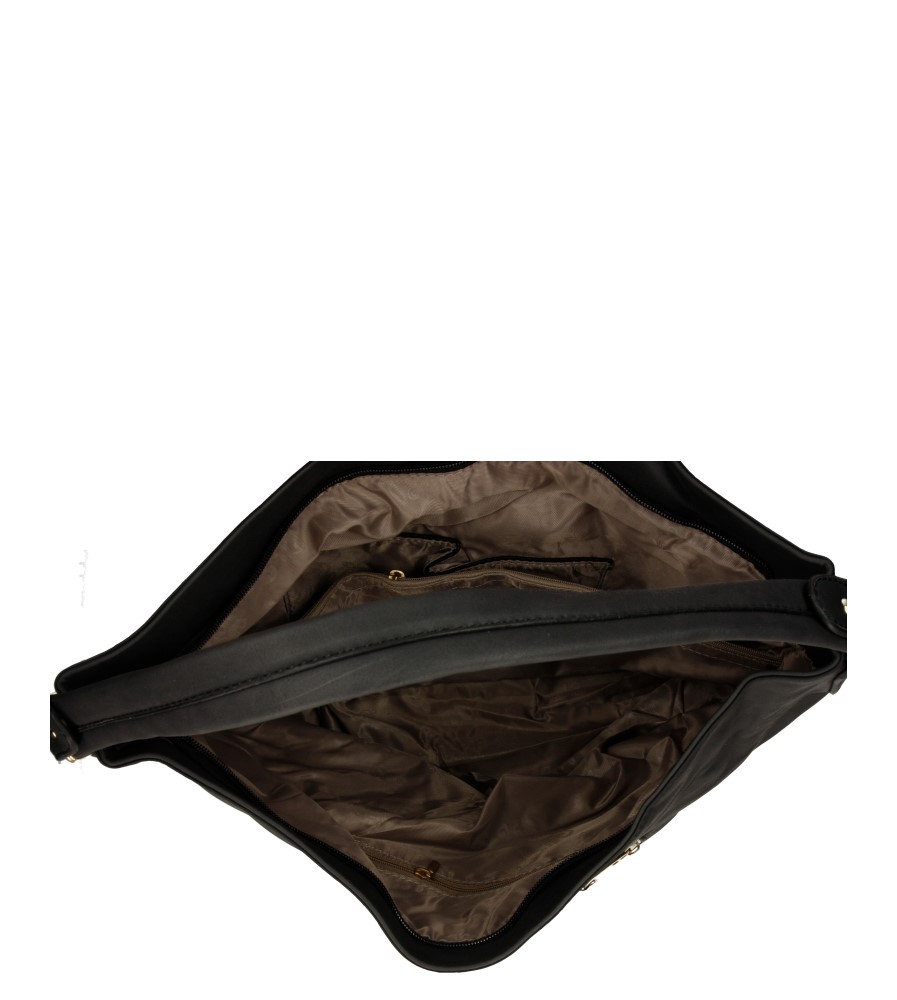 Damskie TOREBKA F8076 czarny;;