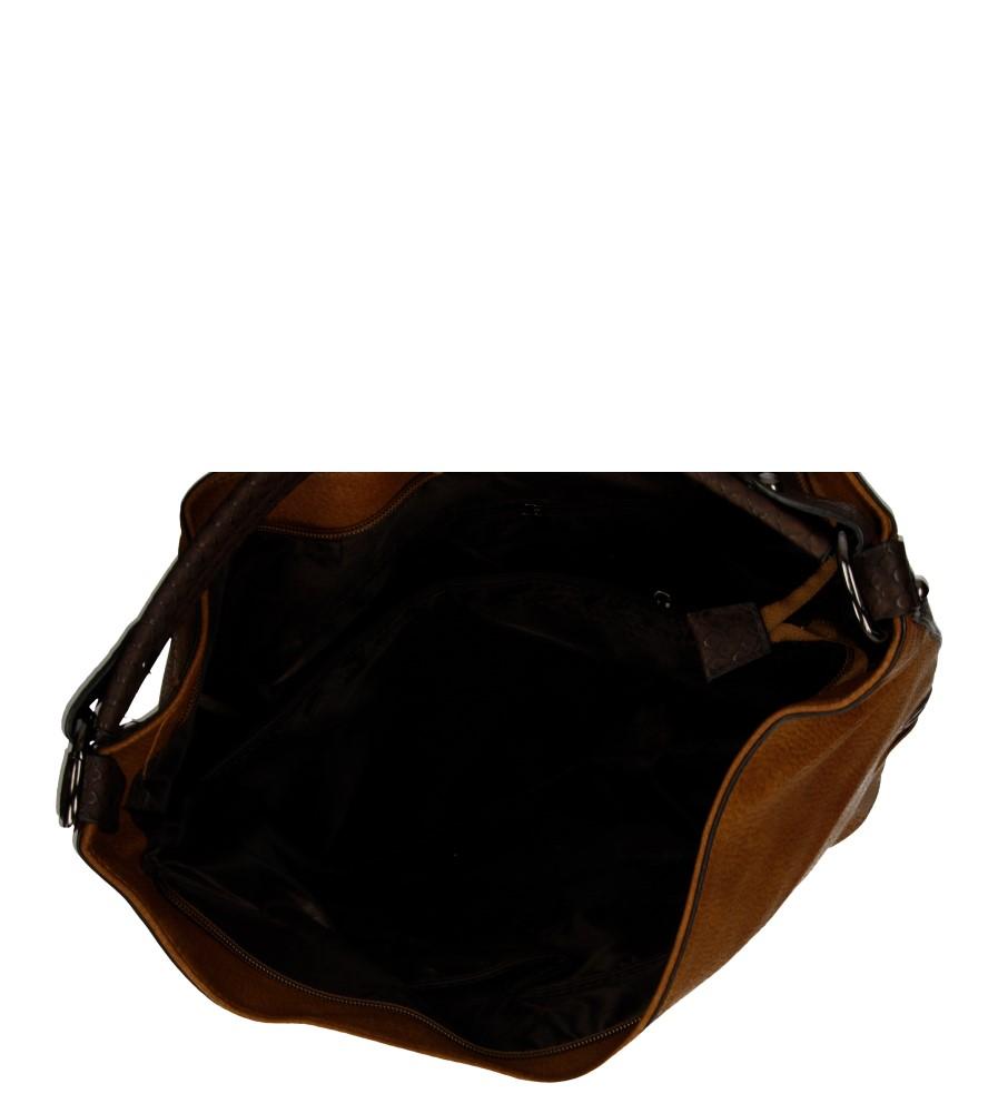Damskie TOREBKA 1839 brązowy;;