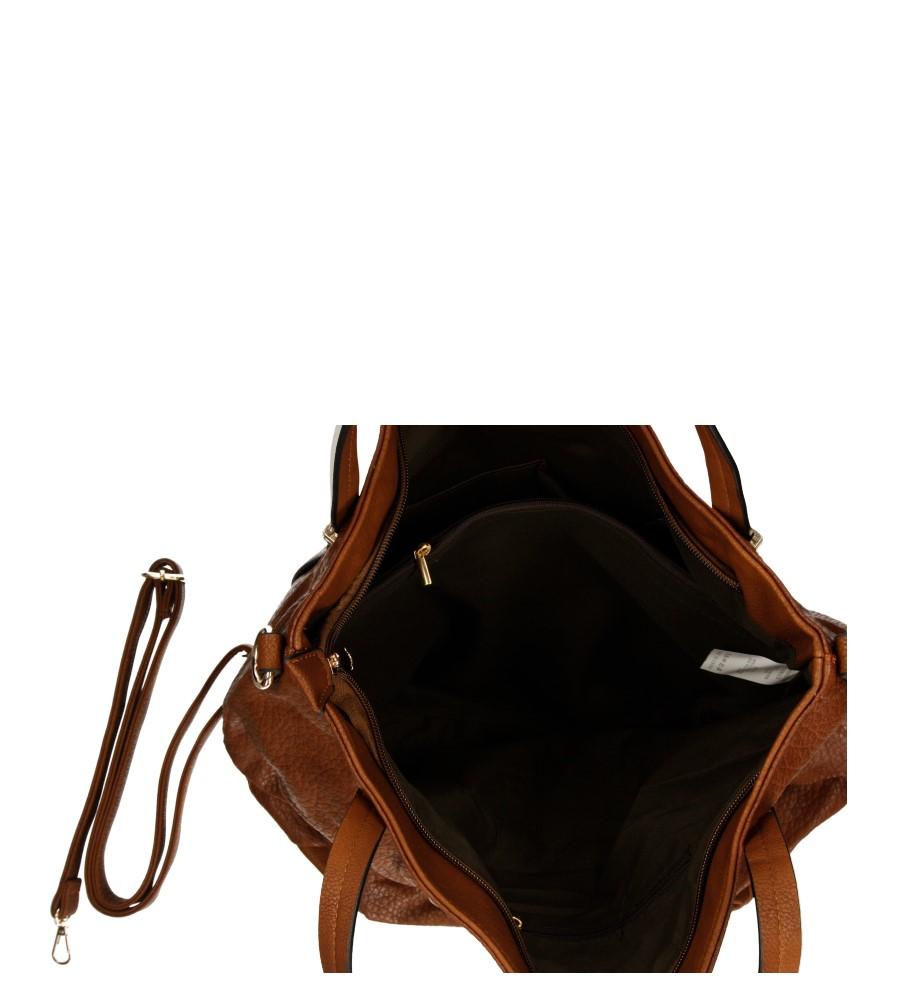 Damskie TOREBKA 1827 brązowy;;