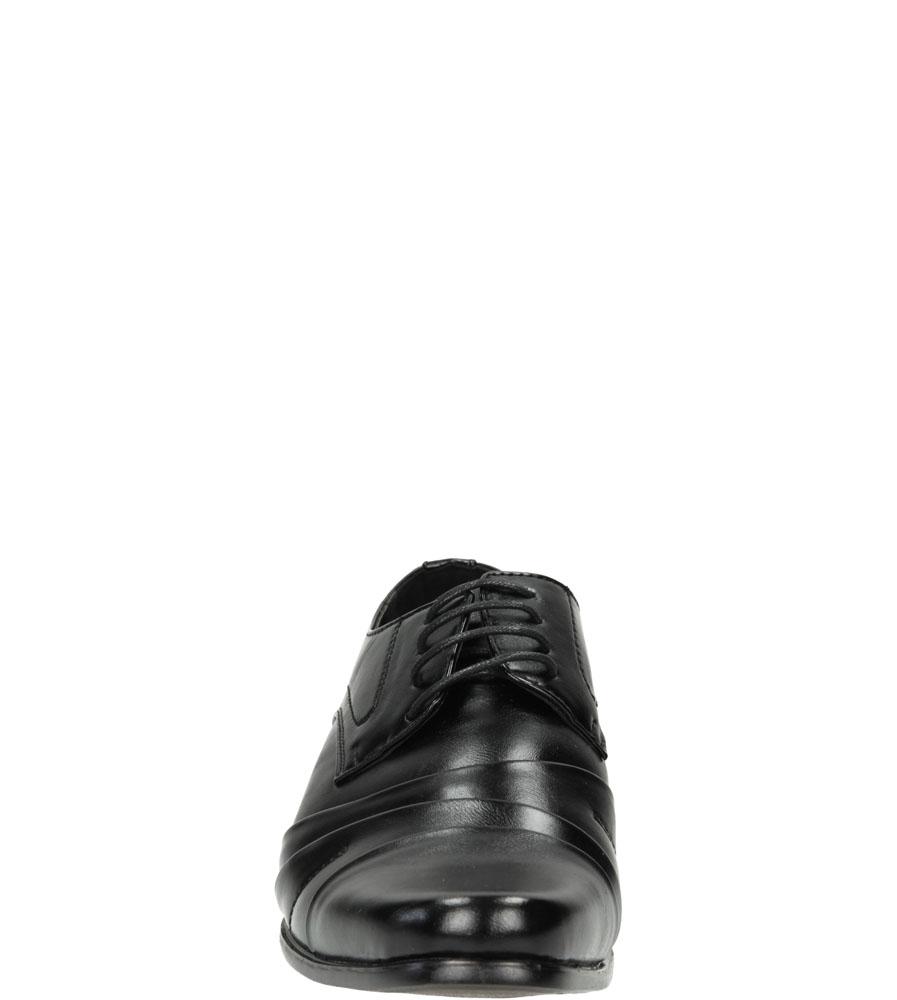 Męskie WIZYTOWE CASU MXC251 czarny;;