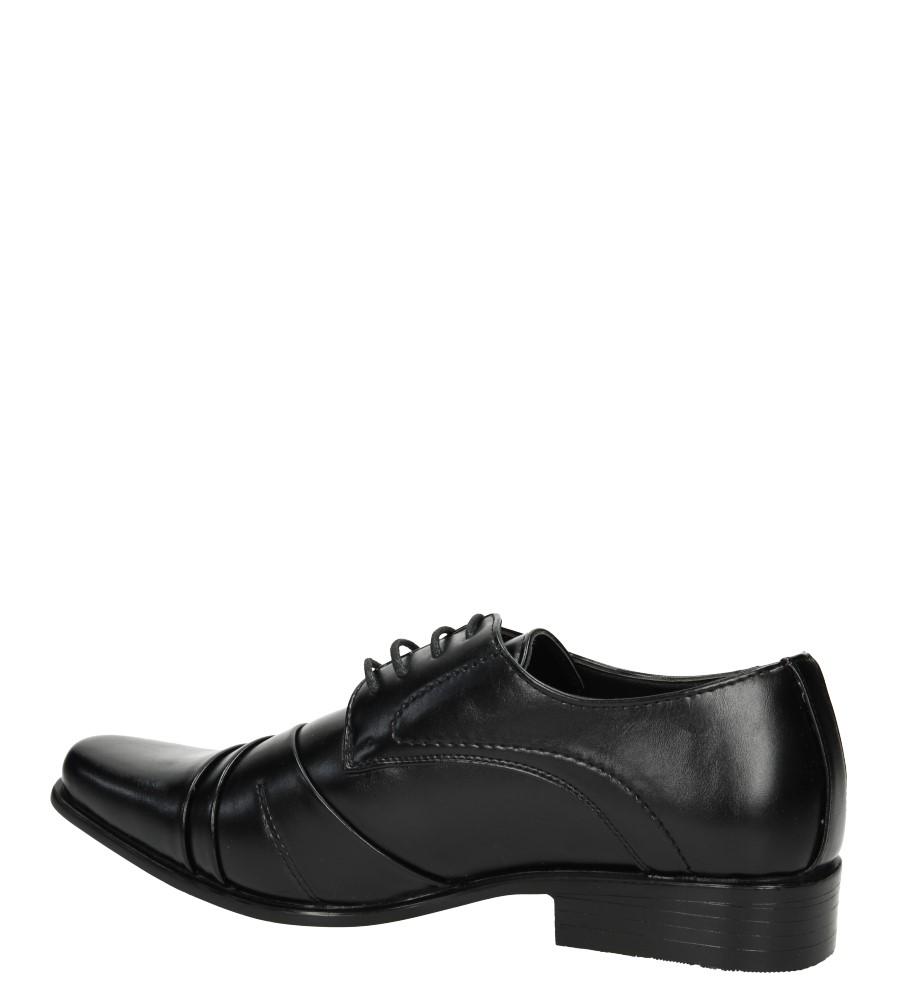 WIZYTOWE CASU MXC251 kolor czarny