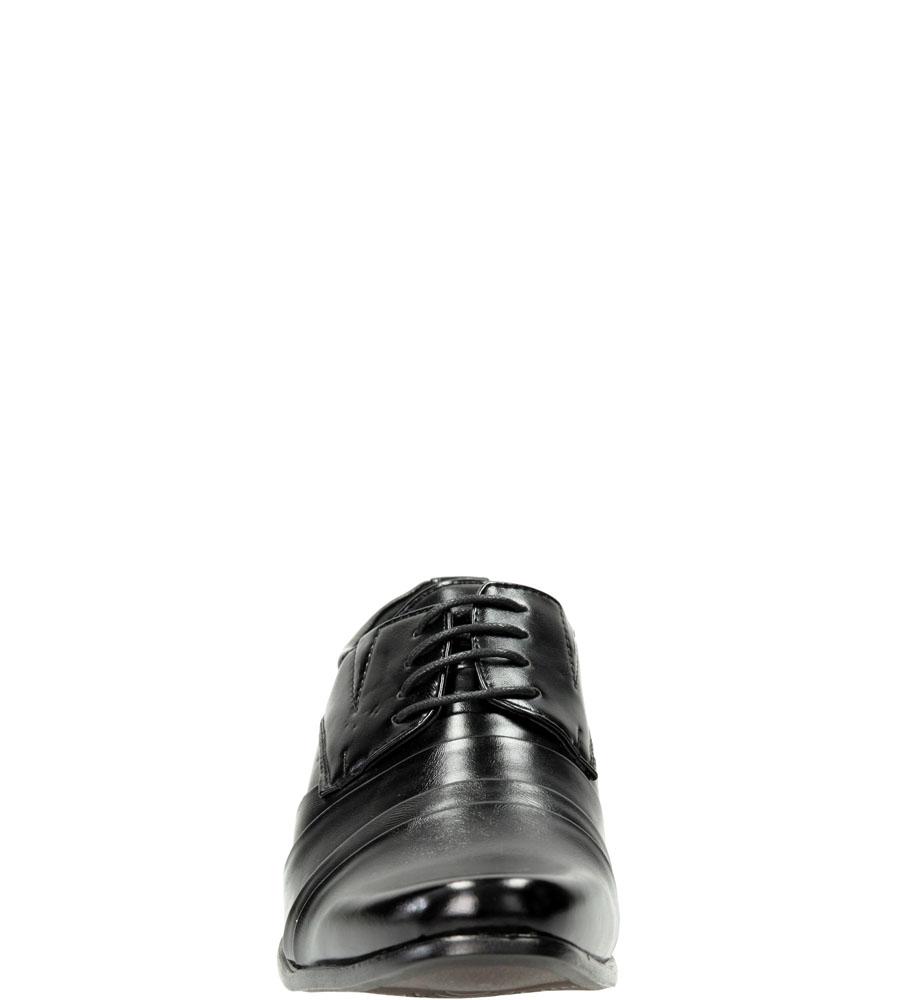 Męskie WIZYTOWE MXC308 czarny;;