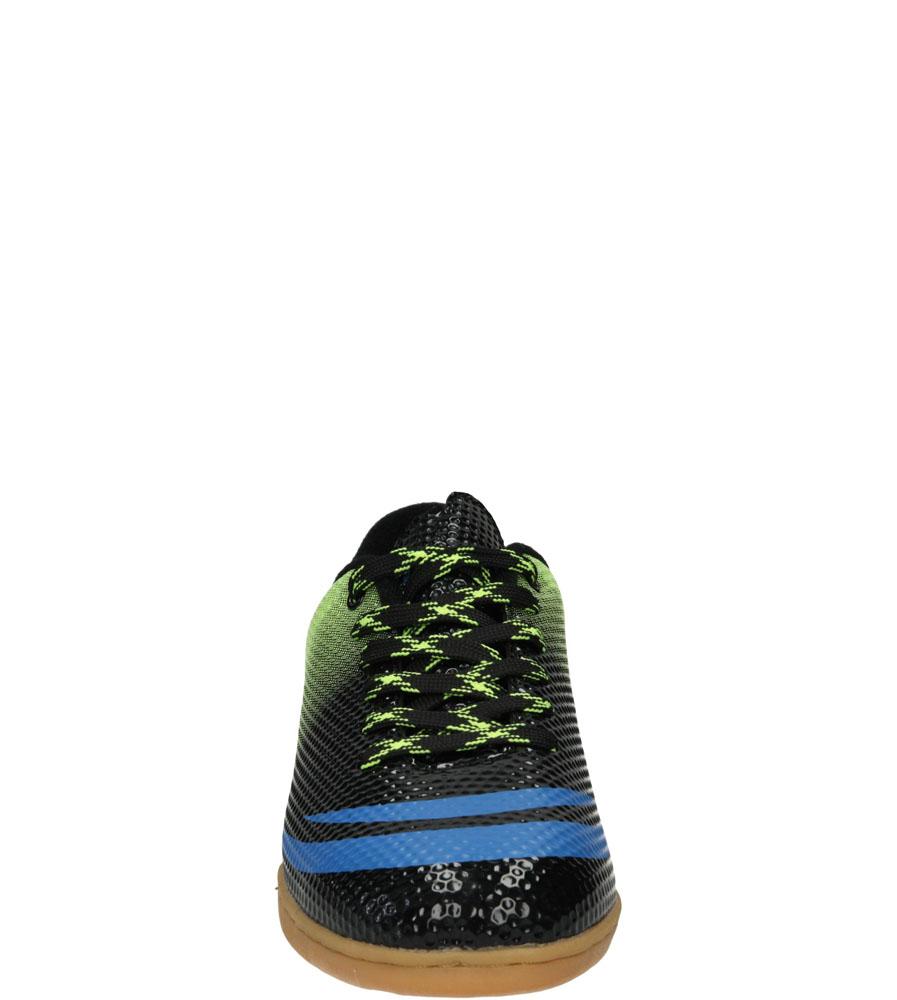 Męskie SPORTOWE LXC7058 czarny;zielony;