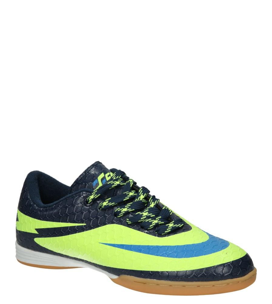 Męskie SPORTOWE LXC7057 niebieski;zielony;